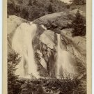 Cheyenne Canon by Hook Oversize Cabinet Card