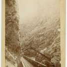 Royal Gorge Oversize Cabinet Card