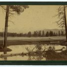 California Sierras Cabinet Card by Jackson