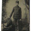 Indian Wars Tintype?