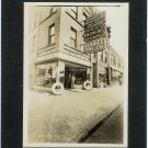 Goodrich Tire Store Silver Photograph