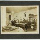 Print Shop Silver Photograph