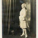 Autographed Olga Forrai Photograph