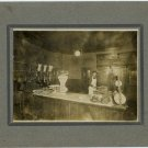 Butcher Shop Silver Photograph