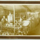 Silver Shop Interior Photograph