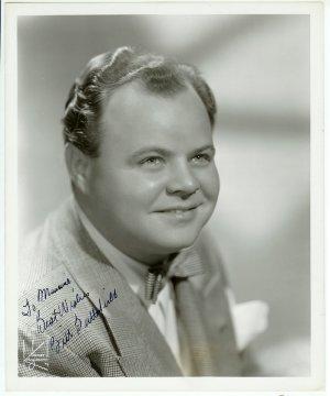Bill Butterfield Autographed Photograph