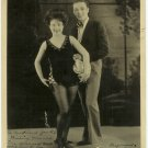 Vaudeville Duo Chapman and Snyder