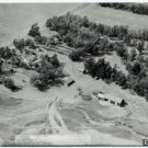 Aerial View of Farm, Belleville, Kansas