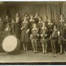 Girls Orchestra Silver Photograph