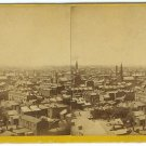 Stereoview Overlooking St. Louis