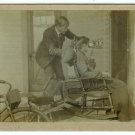 Photographic Occupational Cabinet Card