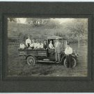 Grocery Store Picnic Silver Photograph
