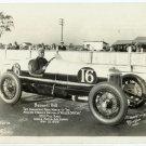 Bennett Hill, Indy 500 Racer Silver Photograph