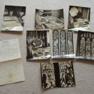 Stained Glass Craftsmanship Silver Photographs