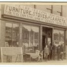 State St. Chicago Furniture Store Cabinet Card