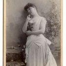 Georgia Cayvan - Actress by Falk Cabinet Card