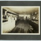 Soda Fountain and Grocery Store Photograph