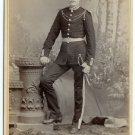 Span Am or Lodge Cabinet Card