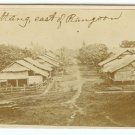 Littang, East of Rangoon CDV