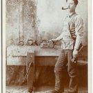 Carpenter - Occupational Cabinet Card