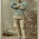 Camille D'Arville Hand Colored Cabinet Card