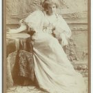 Ada Rehan Cabinet Card by Sarony