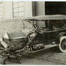 Car Wreck Photograph