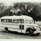 American Bus Silver Photograph