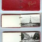 Booklet of Paris Photographs