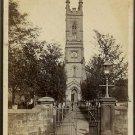 Churchyard CDV