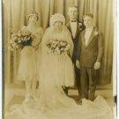 Wedding Silver Photograph - 1928