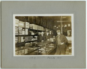 General Store Silver Photograph