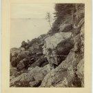 Dyce Head by A.H. Folsom Albumen