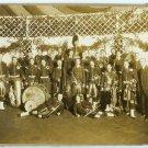 Scottish Band Silver Photograph