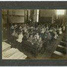 Schoolroom Interior Photograph