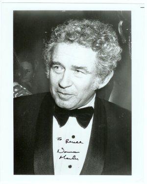 Norman Mailer Photograph - Autographed!!!