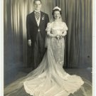Wedding - Bride and Groom Photograph