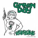 Green Day Poster Flag Kerplunk Tapestry