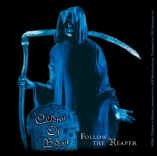 Children of Bodom Vinyl Sticker Follow the Reaper