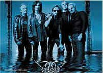 Aerosmith Poster Flag Band Photo Tapestry CLEARANCE