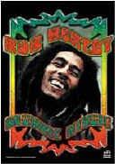 Bob Marley Poster Flag Natural Mystic Tapestry