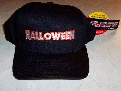 Halloween Hat Baseball Cap Large XL Michael Myers