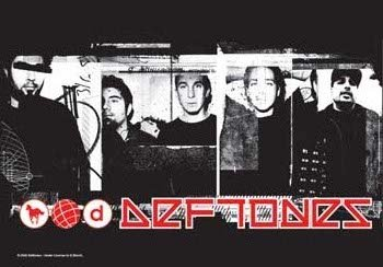 Deftones Poster Flag Band Photo Pony Tapestry