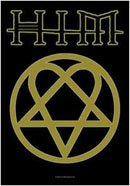 HIM Poster Flag Heartagram Tapestry