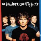 All-American Rejects Poster Flag Illuminated Tapestry