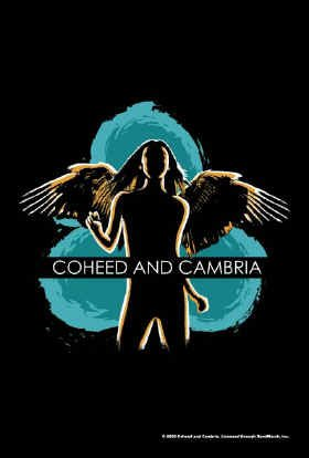 Coheed and Cambria Poster Flag Angel Tapestry