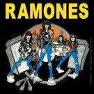 Ramones Vinyl Sticker Road to Ruin