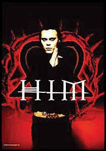 HIM Poster Flag Ville Valo Tapestry