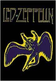 Led Zeppelin Poster Flag Swan Song Tapestry