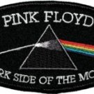 Pink Floyd Iron-On Patch Dark Side of the Moon